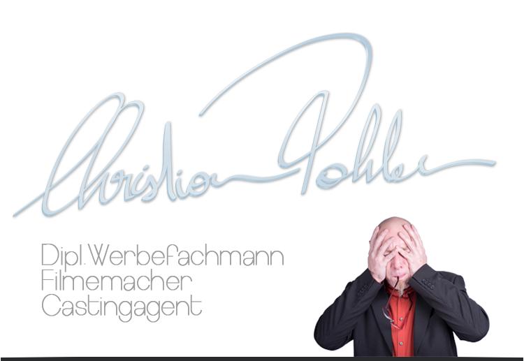 ChristianPohler || dasMedienwerk - Agentur für Werbung und Kommunikation || KärntenCast - Kärntens erst Modellagentur und Castingagentur